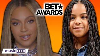 Beyoncé & Blue Ivy Win BIG At The BET Awards!