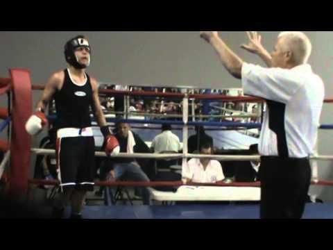 2013-12-08  - Gulf LBC - 152 lbs Elmer Pedraza vs Carlito Hernandez