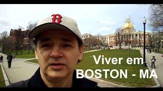 Viver em BOSTON 001- Informações importantes