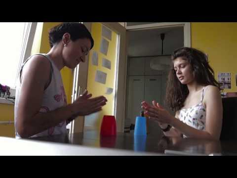 Cup song duet