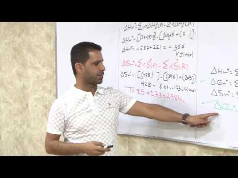 دروس الكيمياء : الفصل الاول - المحاضرة السادسة للأستاذ مهند السوداني