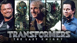 Transformers 5: The Last Knight Q&A Event - (Michael Bays last Transformers Film & More)