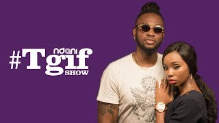 BBNaija s TeddyA  BamBam On The NdaniTGIFShow