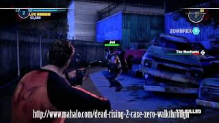 Dead Rising 2: Case Zero Walkthrough- Part 7