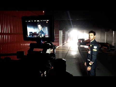 Behind the Scenes: Red Bull Racing Formula One Filming Day