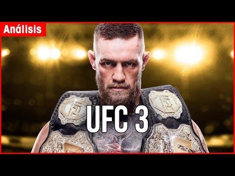Vídeo Análisis EA UFC 3 - REVIEW Del Juego De MMA De EA Sports (PS4 Pro / Xbox One X)