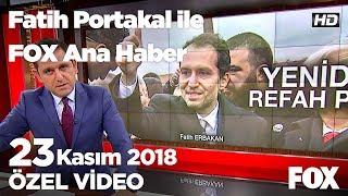 Türkiye geçen yıl 19 bin ton et ithal etti... 23 Kasım 2018 Fatih Portakal ile FOX Ana Haber