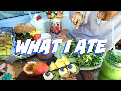 WHAT I EAT IN A DAY - Vegan in Sydney
