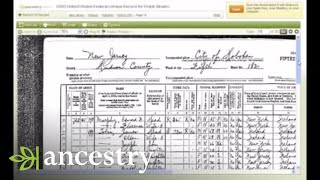 Exploring U.S. Census Records