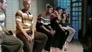 NSYNC Perform On Dini Petty
