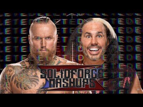 WWE Mashup: Woken Matt Hardy and Aleister Black -