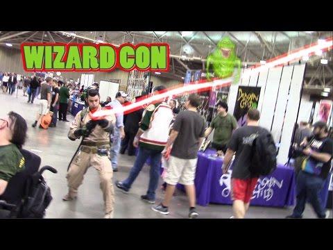 Wizard World Comic Con - Minneapolis - 2015