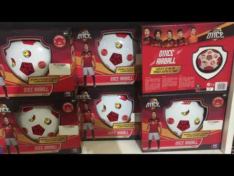 STAR TOYS PANAMA Multicentro, 011CE airball NEW HOT