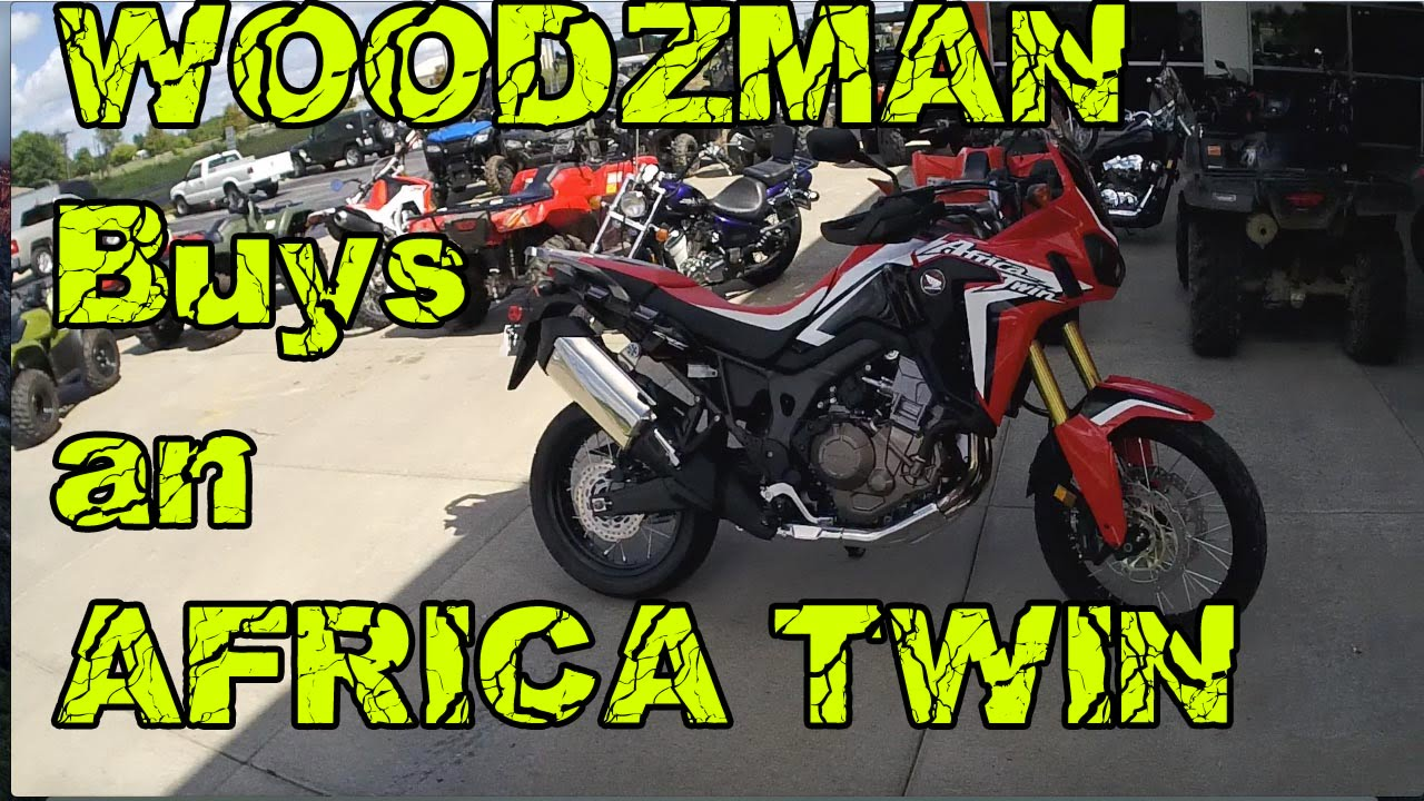 Honda Of The Ozarks >> I Buy A Honda Africa Twin Crf1000l At Honda Of The Ozarks Springfield Missouri