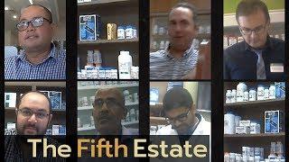 Drug Kickbacks: Caught on camera - The Fifth Estate