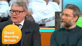 Are Men Too 'Macho' to Change a Nappy? | Good Morning Britain