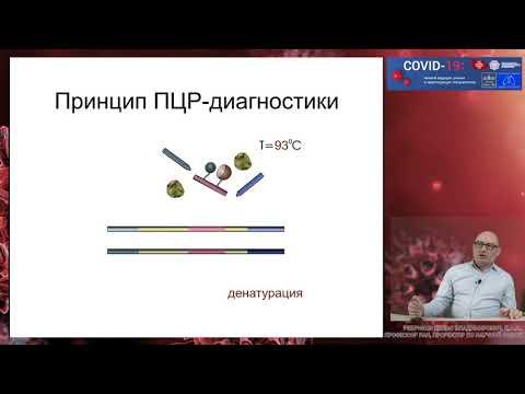 COVID 19 Лабораторная диагностика