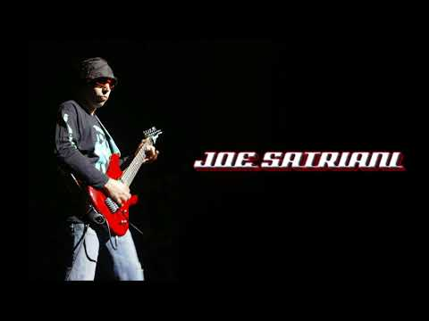 Joe Satriani - Cryin' [Backing Track]