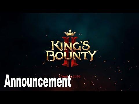 King's Bounty 2 - Announcement Trailer [4K 2160P]