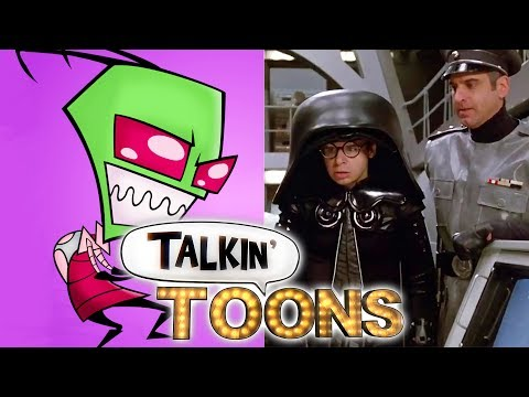Invader Zim Goes Ludicrous Speed in Spaceballs! Talkin' Toons w Rob Paulsen