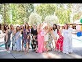Tori Spelling's Birthday Party | Poolside Crafting