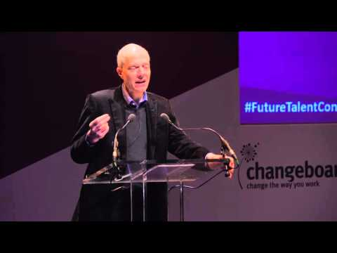 Future Talent 2016: Alain de Botton full presentation