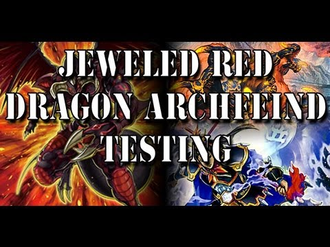 [DevPro] Jeweled Red Dragon Archfiend is Busted