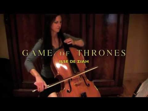 Game of Thrones - Ilse de Ziah (cello cover) - fast version!