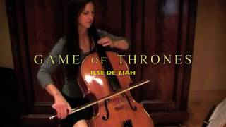 Game of Thrones cello cover