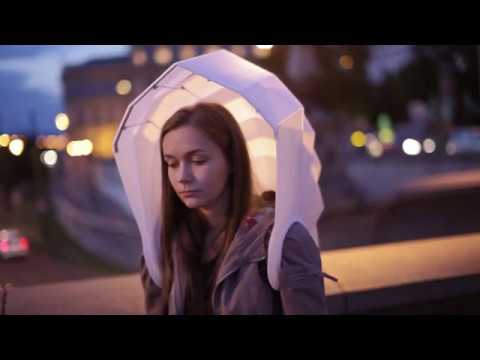 After You is a wearable umbrella!