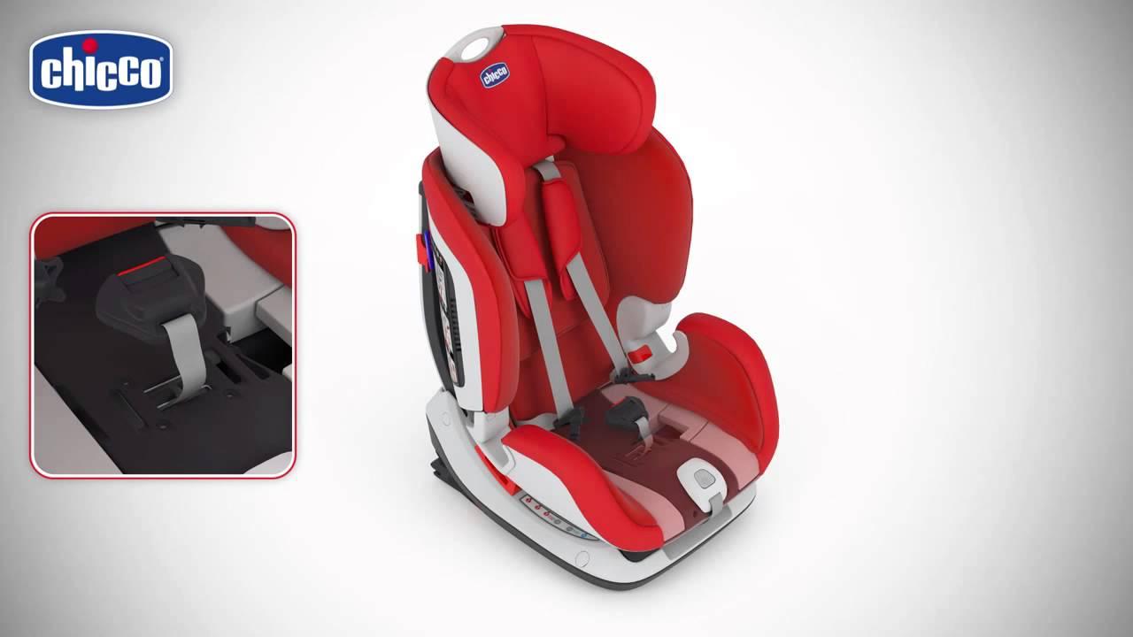 Автокресло Chicco Seat Up 012 0-25 кг
