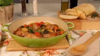 What's For Dinner Recipe: Chicken & Baby Veg Casserole