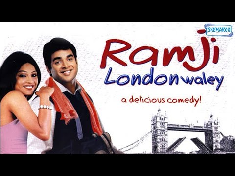 Ramji Londonwaley  2005  R Madhavan  Amitabh Bachchan  Simon Holmes  Superhit Comedy Movie