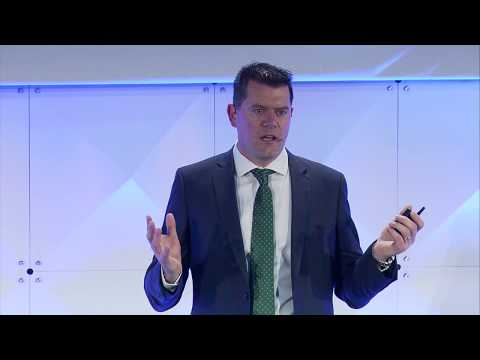 FTTH Conference 2018  - Opening Session - Ronan Kelly