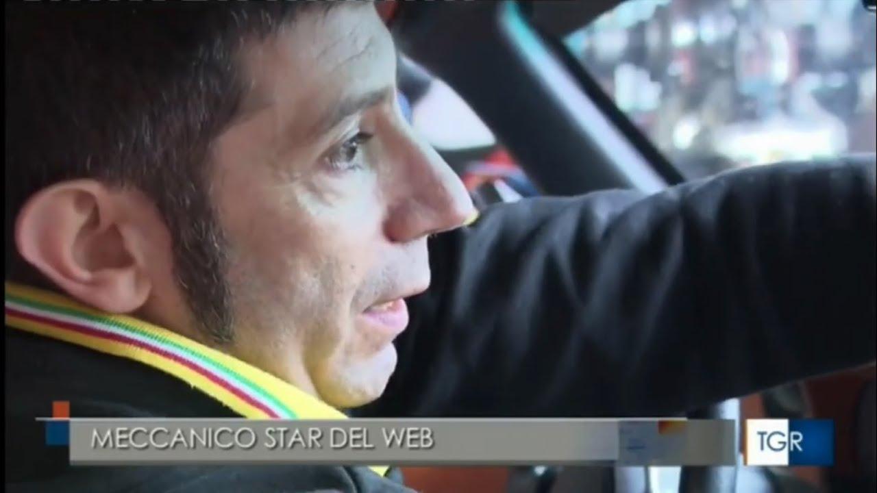 Download VITA DA MECCANICO   Intervista al TgR, Emanuele parla di com'è nato tutto...