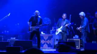 "Crosby Stills & Nash "" Almost cut my hair"" with Chris Stills @ Olympia, Paris, Sept 28 2015"