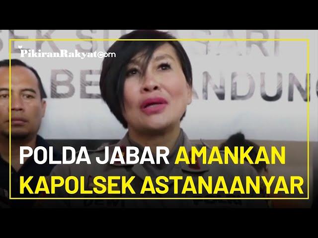 Polda Jabar Amankan Kapolsek Astanaanyar dan Belasan Anggotanya, Diduga Konsumsi Narkoba