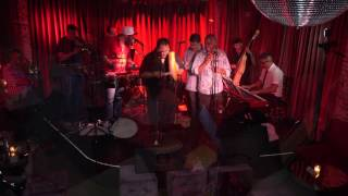 Aris Martinez & Orch. at Subrosa Lounge - Te Extraño YouTube Videos