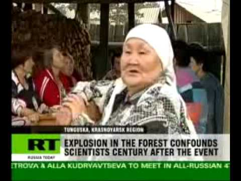 Tunguska event still a mystery 100 years on...