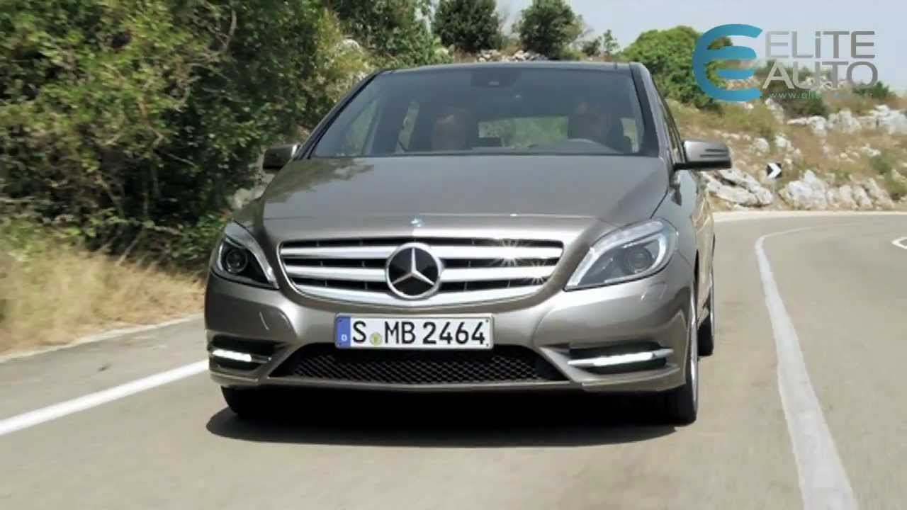 essai mercedes classe b 180 blueefficiency 122ch youtube. Black Bedroom Furniture Sets. Home Design Ideas