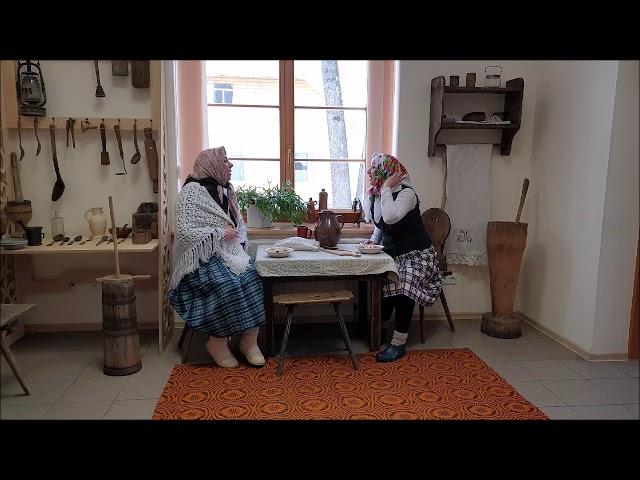 Pakelk duonelę - ji šventa Skaudvilės krašto muziejuje