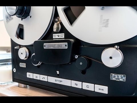 Gamut Demos Reel-to-Reel Board at AXPONA 2017