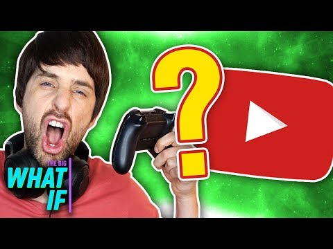 WHAT IF YOUTUBERS...