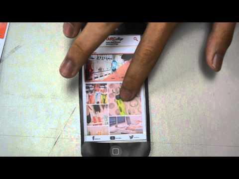 Paper Prototype for Web Design