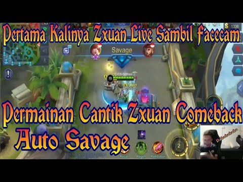 ZXUAN LIVE TAMAGO |Permainan Cantik Zxuan Kembali Auto Savage|
