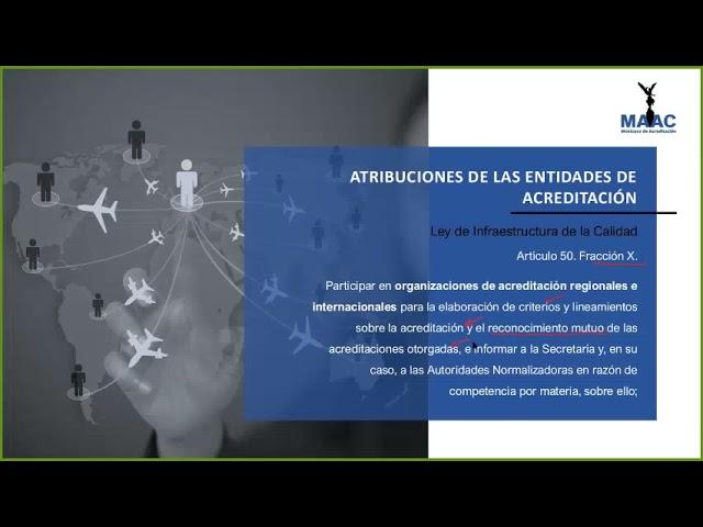 Foros Cooperaciones regionales e internacionales de Acreditación
