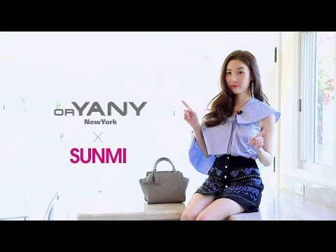 ORYANY X SUNMI 2018 SPRING & SUMMER CAMPAIGN INTERVIEW FILM