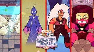 The Phantom Fable Steven Universe - ALL BOSS BATTLE Gameplay