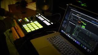 Live Dancehall Remix on Maschine - Mr. Vegas - Jacket
