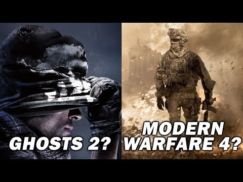 The Next Call of Duty Is Probably Being Teased